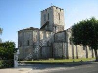 Moulis : Visite d'une église du XIIe siècle