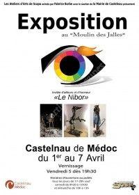 Exposition des ateliers d'Arts de la SCAPA