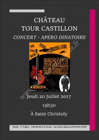Concert - Apéro Dinatoire