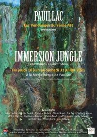 Exposition : Immersion Jungle