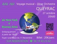 De New York à Buenos Aires