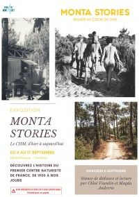 "Exposition : ""Monta Stories"""