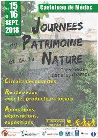 Journées du Patrimoine et de la Nature 2018