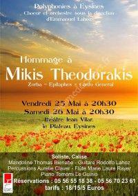 Hommage à Mikis Theodorakis