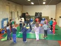 Stages Cirque-Magie Enfants Vacances Toussaint