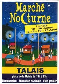 Marché Nocturne et Vide-Grenier
