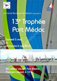 Régate Trophée Port Médoc 2018