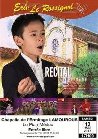Concert Eric Le Rossignol