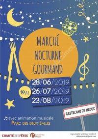 Marché Nocturne 2019