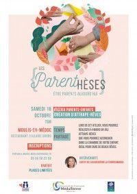 Les Parenthèses : Atelier Parents-Enfants