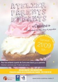 Atelier Parents / Enfants : La Cuisine