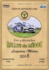 Rallye du Médoc 2018