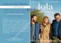Ciné Thé : Lola et ses frères