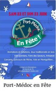 Port Médoc en Fête !