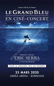 Le Grand Bleu - Ciné Concert / Arkéa Arena