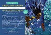 Ciné-Goûter : Kirikou et la Sorcière