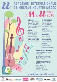 22ème Académie Internationale de Musique Hourtin Médoc