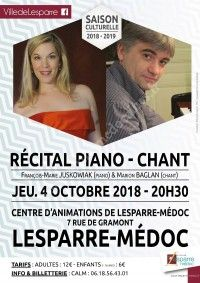 Récital Piano-Chant