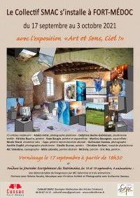 """Exposition """"Art et Sens, Ciel !"""""""