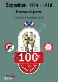 Exposition 1914-1918 Femmes en guerre