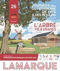 Journées du Patrimoine de Pays et des Moulins 2021
