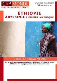 Ciné-Conférence: Ethiopie-Abyssinie l'empire mythique