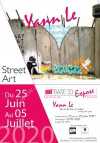 GCE-Base 33 Expose : Yann Le
