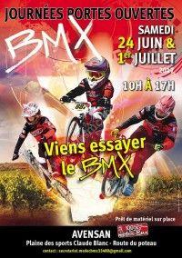 Portes Ouvertes Médoc BMX