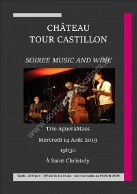 Concert Music and Wine