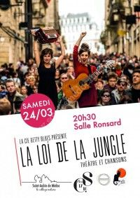 Concert La loi de la Jungle