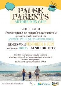 Pause Parents Autour d'un Café