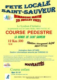 La Ronde de Saint-Sauveur 2021