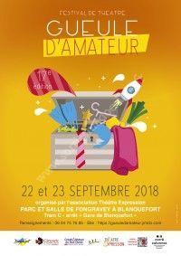 Festival Gueule d'Amateur 2018