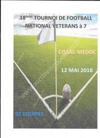 Tournoi de Football National Vétérans à 7 2018