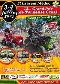 Grand Prix de Tondeuse Cross 2021
