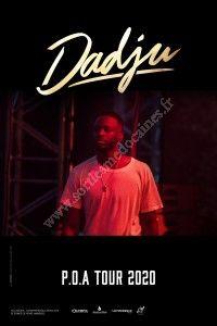 Dadju - P.O.A Tour 2020 / Arkéa Arena