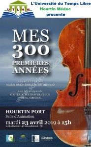 Mes 300 premières années ou l'histoire d'un violoncelle