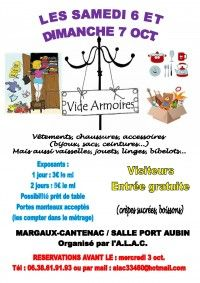 Vide armoires