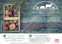 Cussac un village engagé pour une alimentation 100% bio et locale tous mobilisés !