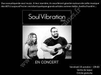 Concert Soul Vibration