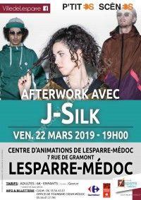Afterwork avec J-Slik