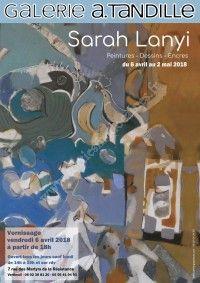 Exposition Sarah Lanyi