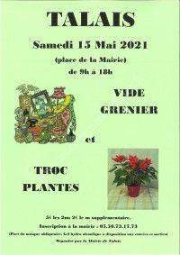 Vide-greniers et Troc Plantes