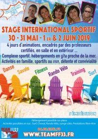 Week-end sportif multi activités 2019