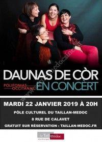Las Daunas des Cor - Concert polyphonique
