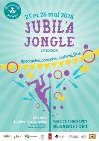 Festival JUBIL'à JONGLE 2018