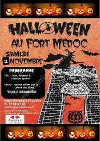Halloween au Fort Médoc 2019
