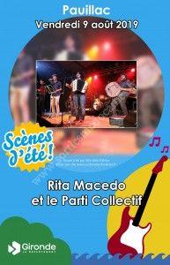 Rita Macedo et le parti Collectif