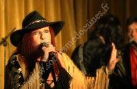 Nina Van Horn chanteuse de blues