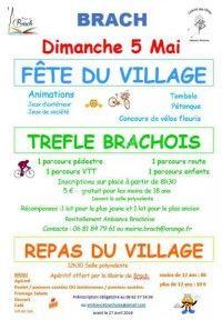 Fête du Village 2019 et Trèfle Brachois